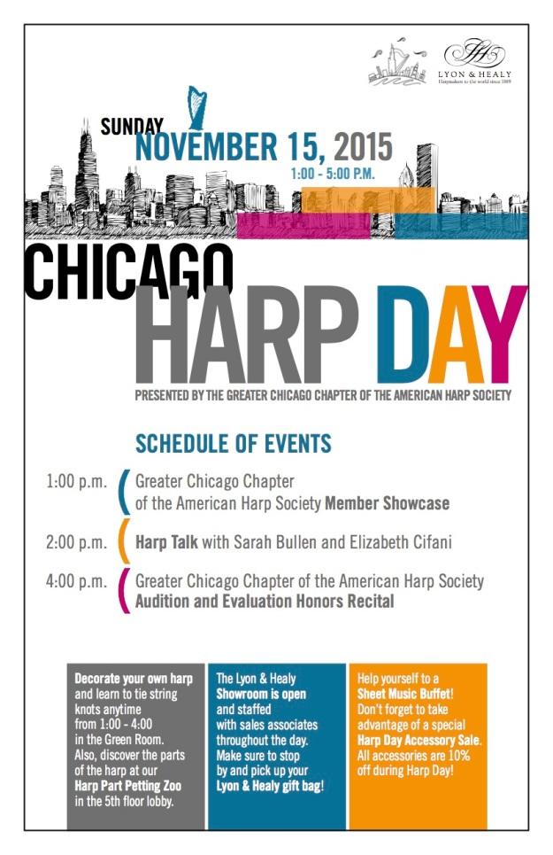 L&H Chicago Harp Day 2015